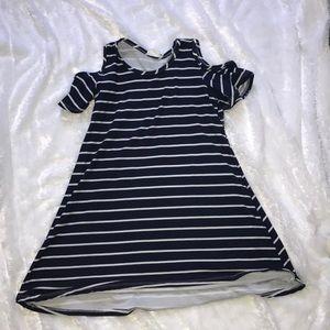 Other - cold shoulder dress